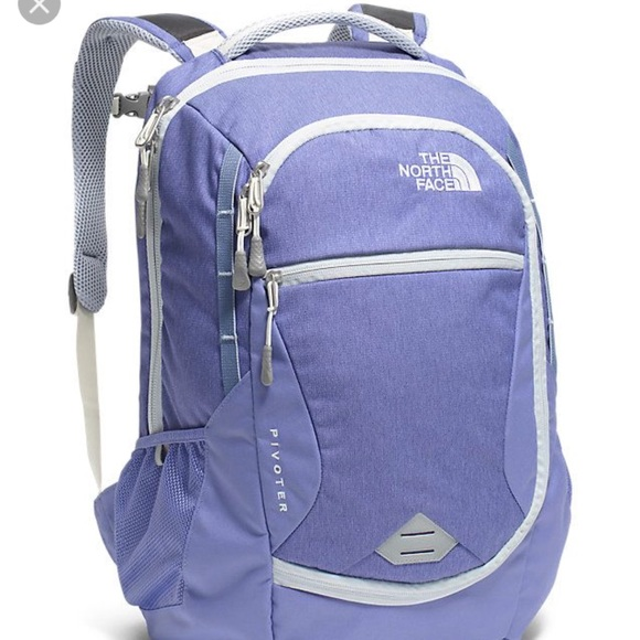 e230df1a8f65 Northface Women s Pivoter Backpack - Stell Blue. M 5b42d804951996ad92d88fe5